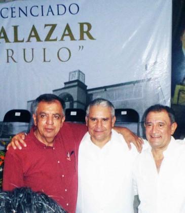 Orgullo turulo raciel l pez salazar reconocido por for Ing mesa y lopez